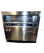 BRAZILIAN GAS GRILL FOR BBQ 32 SKEWERS - NSF APPROVED - PROFESSIONAL GRADE - $8,099.50