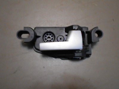 Primary image for 05 06 07 Ford Freestyle RH Side Rear Door SILVERISH COLOR Interior Door Handle