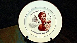 U.S. Congressman Jerry Litton Commemorative Plate AA20-CP2235 Vintage May 2, 193 image 2