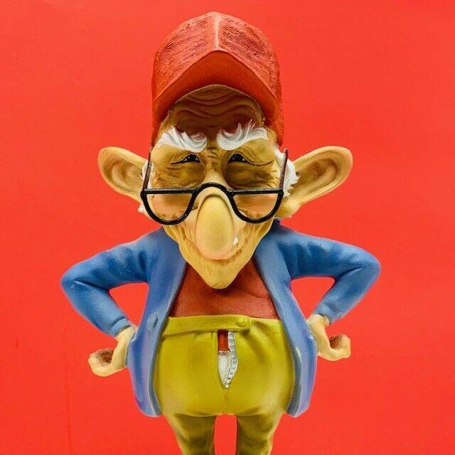 Westland Biddys figurine Senior Citizen discount right Friggin now gift grumpy