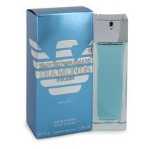 Emporio Armani Diamonds Rocks Cologne 2.5 oz Eau De Toilette Spray - $99.50