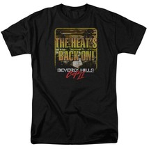 Beverly Hills Cop Heat t-shirt Eddie Murphy retro 1980s movie graphic te... - $22.99+