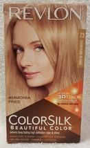 Revlon Colorsilk 73 CHAMPAGNE BLONDE Permanent Beautiful Color Hair Dye ... - $22.76