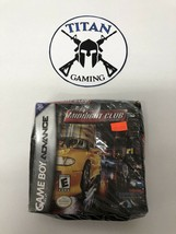 Midnight Club: Street Racing (Nintendo Game Boy Advance, 2001) - $14.25