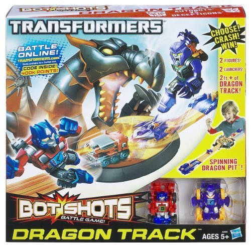 Hasbro Transformers Bot Shots A2584E240 Figurines Beast Brawlers / Battle Pack P