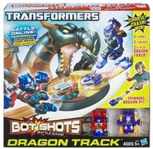 Hasbro Transformers Bot Shots A2584E240 Figurines Beast Brawlers / Battl... - $83.30
