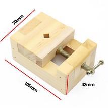 105*70*43mm DIY Wood Working Tool Mini Flat Pliers Vise Clamp Table Benc... - $10.41