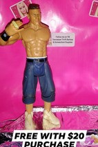 Missing one arm John Cena figure! Free with $20 purchase! - $0.00