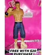 Missing one arm John Cena figure! Free with $20 purchase! - Freebie
