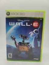 WALL-E (Microsoft Xbox 360, 2008) - Complete CIB Tested & Working - $18.99