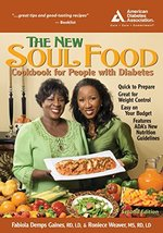 The New Soul Food Cookbook for People with Diabetes, 2nd Edition Gaines,... - $7.49