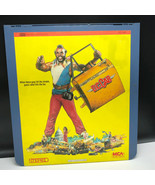 SELECTAVISION VIDEO DISC vintage videodisc movie ced mca Mr T DC Cab mr.... - $39.55