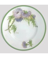 Vintage Royal Doulton Glamis Thistle Scottish Salad Plate Signed P. Curn... - $23.33