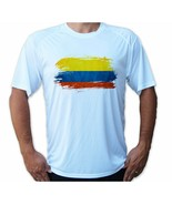 Flag of Colombia Sport Boat UPF 50 T-Shirt Sun UV Protection Fishing Wat... - $19.34+