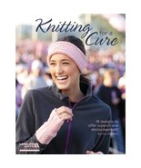 LEISURE ARTS-Knit for A Cure - $4.95