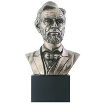 President Abraham Lincoln Resin Standing Bust Figurine, 9 Inch - $31.67