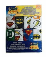 Handcraft Little Boys' Justice League 8 Pack Boys Cotton Briefs size 2T-3T - $18.99