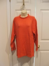 Nwt Newport News Coral Roll Neck Long Leggings Sweater Size Small - $16.33