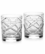 Ralph Lauren Brogan Classic Double Old-Fashioned Glasses, Set Of 4 - $69.99