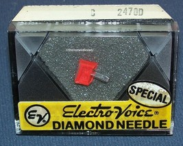 STEREO PHONOGRAPH STYLUS NEEDLE for Columbia Denon DSN-14 DSN-17 DN-78S GM-10 image 1
