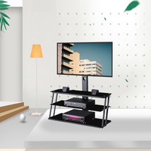 Three Layers Metal Frame Floor TV Stand LCD TV Bracket Plasma TV bracket  - $108.89