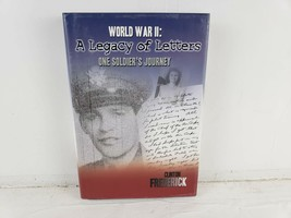 World War II: A Legacy of Letters by Clinton Frederick, Signed - $11.72