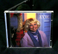 EVIE Christmas Memories 1987 CD Come On Ring Those Bells TORNQUIST - $24.95
