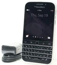 "Blackberry Classic 3.5"" Q20 4G LTE (GSM UNLOCKED) Smartphone   Black SQC100-4"