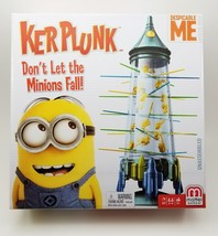 Despicable Me Minions Game Kerplunk. Dont let the Minions Fall Rocket Sh... - $24.23