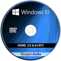 Windows 10 Home 32/64-bit Instalación/ Reinstalar/ Restore/ Mono/ Repara... - $12.15