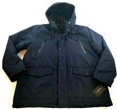 new MARC NEW YORK Andrew Marc men jacket coat Milton MM8UP548 navy L MSR... - $72.99
