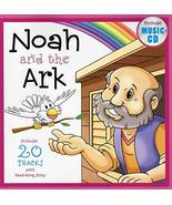 Noah and the Ark - Bible Book - Includes 20 Tracks with Read Along Story... - $5.95