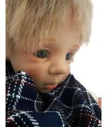 ORIGINAL VINTAGE DANTON DOLL BABY GIRL DOLL THE 90 SPANISH COLLECTION 37 CM - $25.00