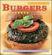 Recipe of the Week: Burgers: 52 Easy Recipes for Year-round Cooking [Pap... - $67.90