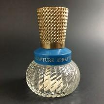 Vintage Collectible RARE Avon Rapture Spray Essence Decanter/Bottle (emp... - $12.16
