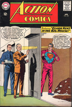 Action Comics #323 (Apr 1965, DC) Comic Book - $17.99
