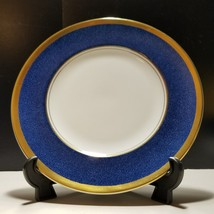 "Coalport Athlone Blue 6"" Bread & Butter Plate Lot of 2 - $18.69"
