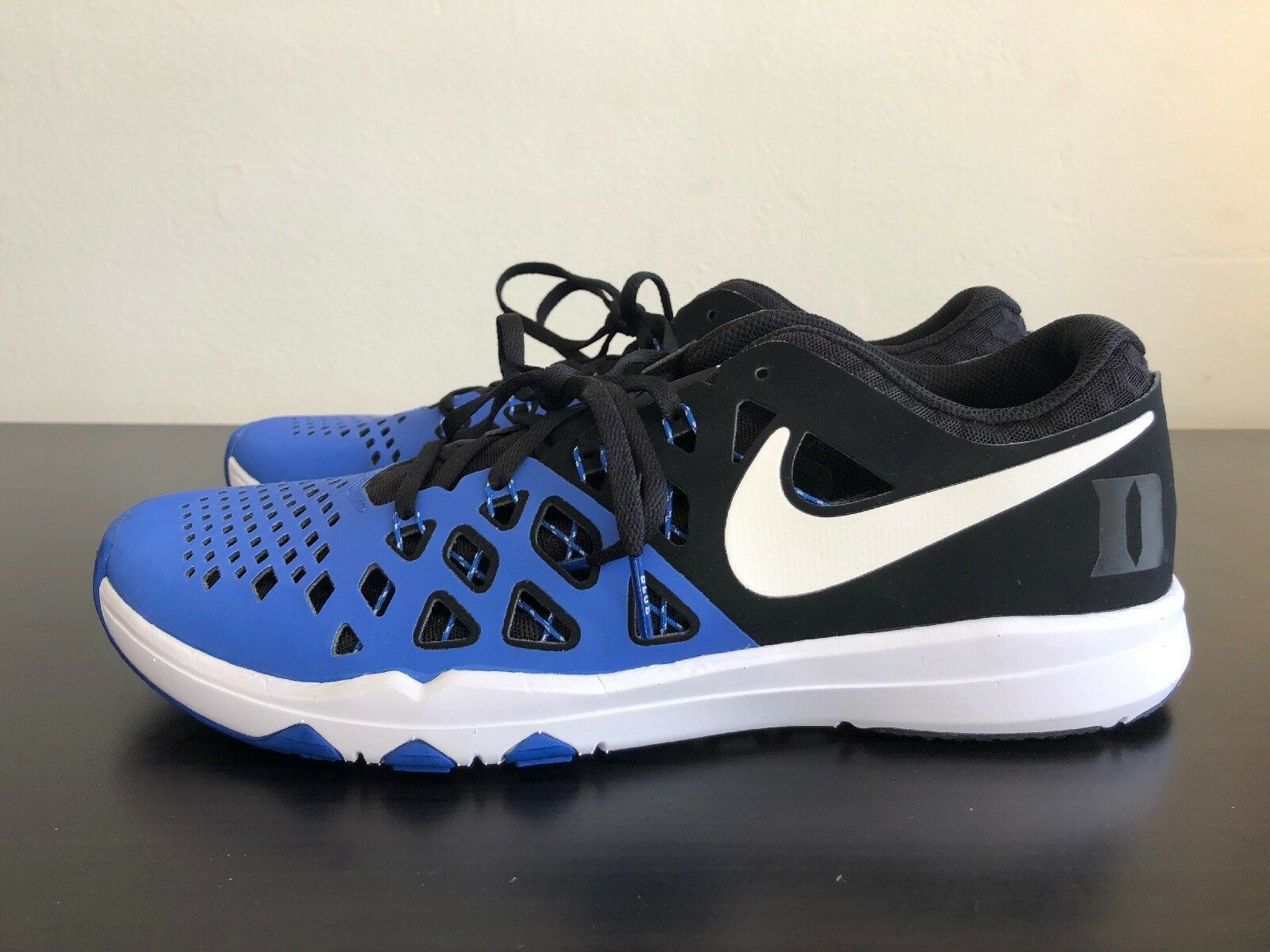 f537149a32280 Nike Train Speed 4 AMP 844102 410 Duke Blue Devils 3M Reflect size 11.5  Running