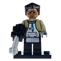 Leatherface Horror Movie Minifigures Toy Custom Minifig Building Superhe... - $3.49