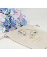 Kendra Scott Elton Dichroic Glass Bangle Cuff Bracelet NWT - $78.71