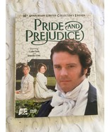 Pride and Prejudice: 10th Anniversary Limited Collector's Edition DVD - $32.95