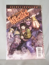 Marvel 119 Secret Invasion The Incredible Hercules, Pak Van Lente Sandov... - $2.53
