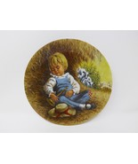 """Reco """"Little Boy Blue"""" Collectible Plate - Mother Goose Series - $16.14"""