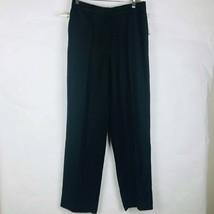 Calvin Klein Womens Size 6 Lined Black Dress Pants - $18.81