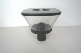 Hopper With Lid Replacement Part For Cuisinart Burr Coffee Grinder CCM-16CP - $24.70