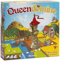 Blue Orange Games 03601 Queendomino Strategy Board Game - $21.22