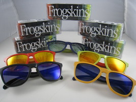 Oakley FROGSKINS Limited Edition Aquatique  Complete set of all Five Colors - $490.00