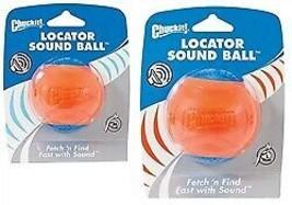 Chuckit! Large Sound Locator Ball - $17.79