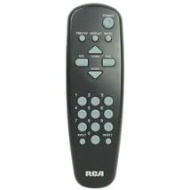 RCA CRK63C1 Factory Original TV Remote EO9303KW, E13325, E09304, E13323, E13324 - $10.39