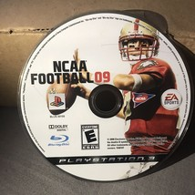 NCAA Football 09 PS3 (Sony PlayStation 3, 2008) - $9.90